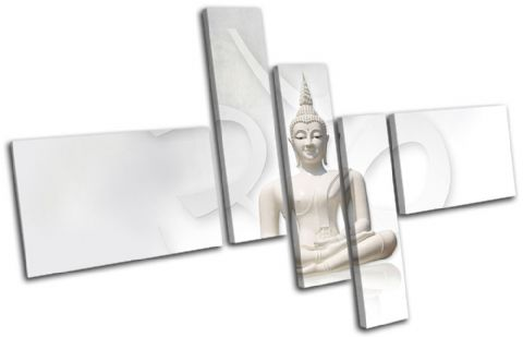 Budda Calm White Religion - 13-0150(00B)-MP18-LO